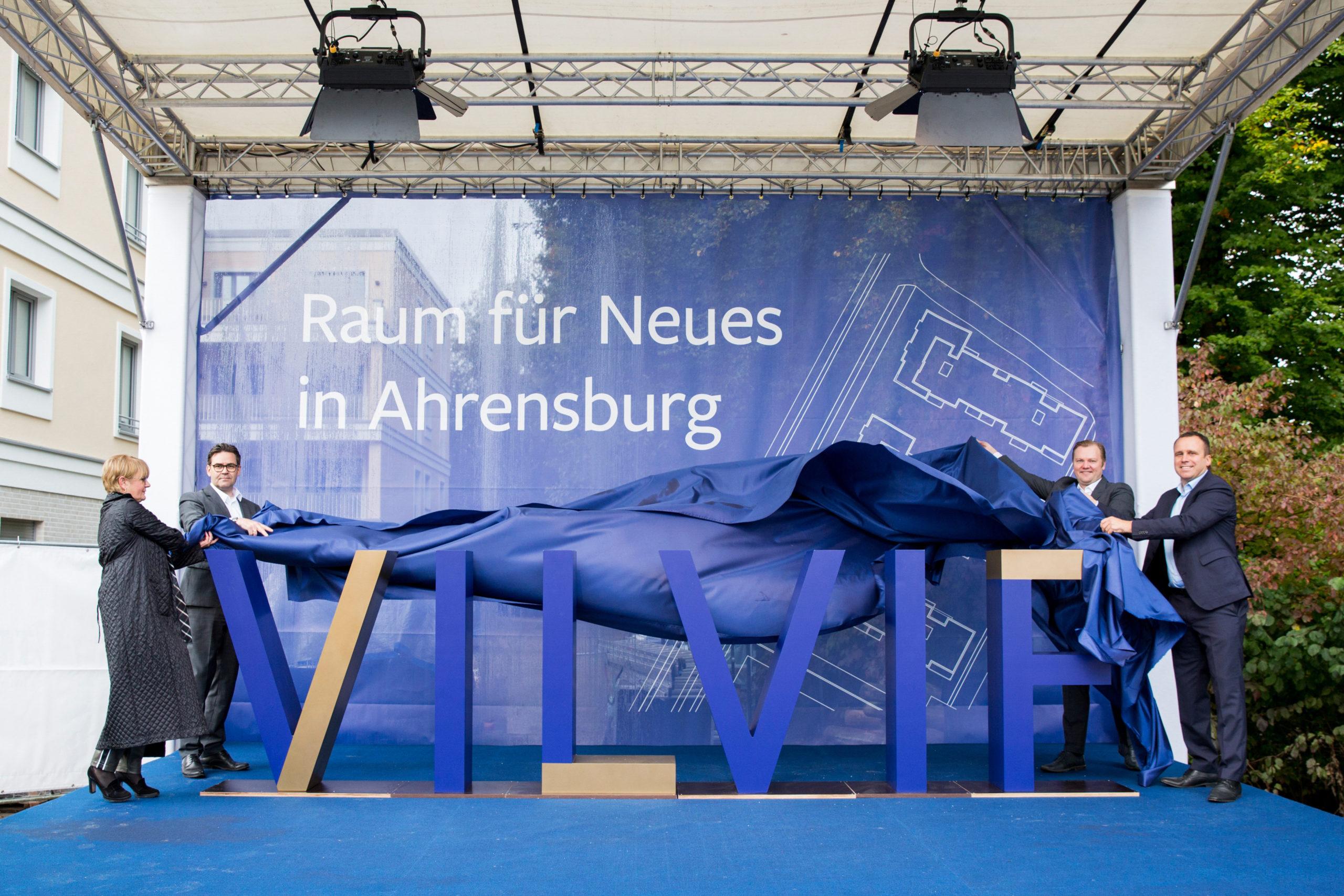 VILVIF als Betreiber in Ahrensburg vorgestellt